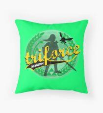 Tri-Force Throw Pillow