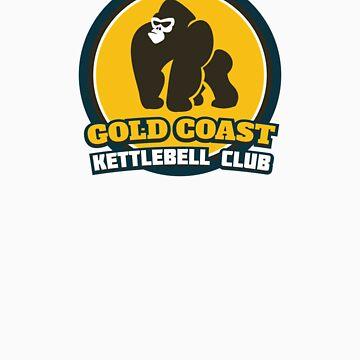 Gold Coast Kettlebell Club – Supporters – T-Shirt 3 by gckbc