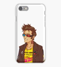 Punky Ten iPhone Case/Skin