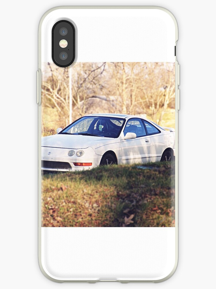 Stock Acura Integra IPhone Cases Covers By ImportGirl - Acura phone case