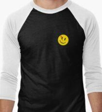 The Comedian's Badge Baseball ¾ Sleeve T-Shirt