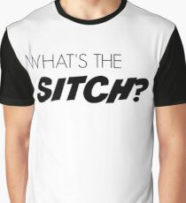 What's the sitch? Graphic T-Shirt