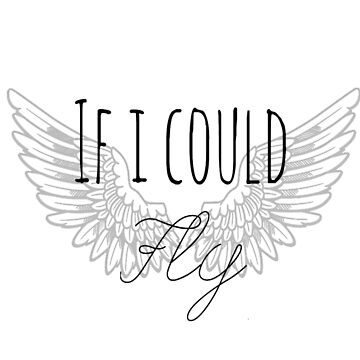 If I Could Fly - 1 by getmesometacos