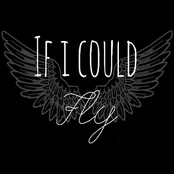 If I Could Fly - 2 by getmesometacos