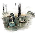 Lady of the bog by nyvinter