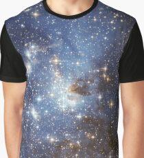 Ein Universum voller Sterne Grafik T-Shirt
