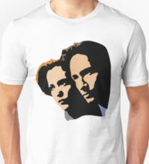 Mulder and Skully Unisex T-Shirt