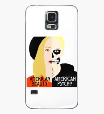 American Beauty, American Psycho Case/Skin for Samsung Galaxy
