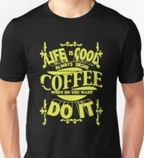 National Coffee Day Unisex T-Shirt