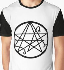 Cthulhu - Sigil of the Gateway Graphic T-Shirt