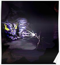 demon lair Poster