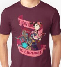 Every Girl is Capable T-Shirt