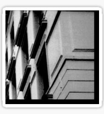 corner detail Sticker