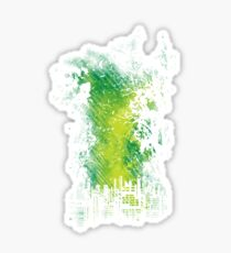 Light Pollution Sticker