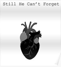 Still He Can't Forget Poster
