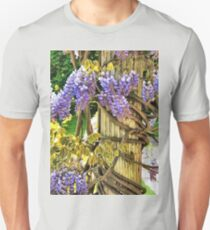 Wysteria Climbing Unisex T-Shirt