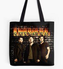Übernatürlich Tote Bag