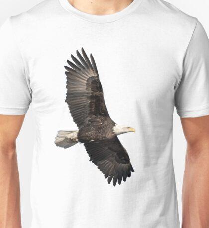 Isolated American Bald Eagle 2016-4 Unisex T-Shirt