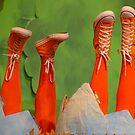 Duckling Legs by Elizabeth  Lilja