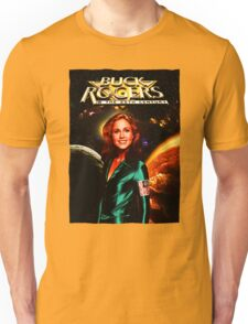 Col. Wilma Deering Unisex T-Shirt