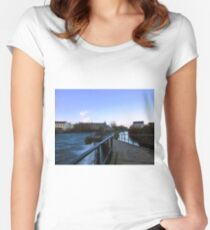 Galway, Ireland Women's Fitted Scoop T-Shirt