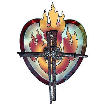 The Mystic Heart of Erasmus Seabert™ by misterbrumage