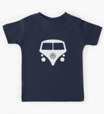 Split Window Kombi Kids Tee