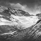 Mystische Alpen II von Brixhood