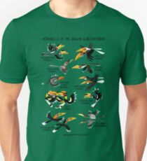Hornbills of the Indian Subcontinent T-Shirt