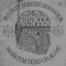 Hunter services. by J.C. Maziu