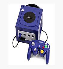 Nintendo Gamecube Photographic Print