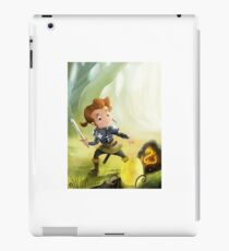 Kid & Dragon iPad Case/Skin