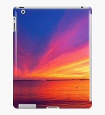 Saturated Sunset iPad Case/Skin