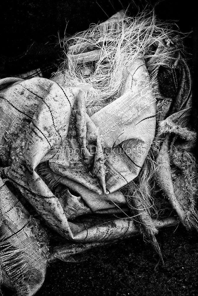 Old Sacking by Simon Duckworth
