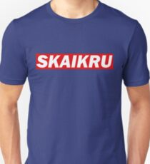 The 100 - Skaikru (Sky People) - Obey Type Style T-Shirt