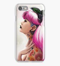 Pinkie iPhone Case/Skin