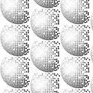 Disco Ball by Jacqui Fae