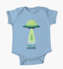 Take Me Home One Piece - Short Sleeve