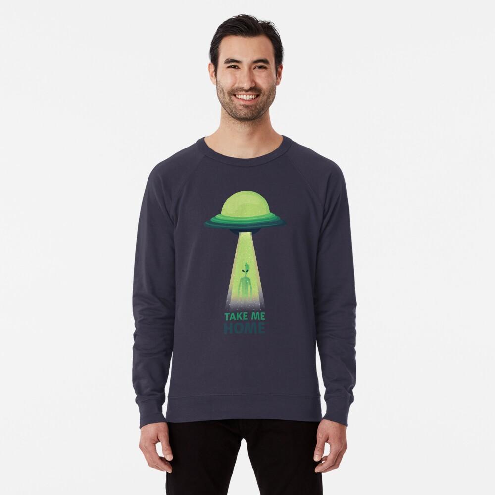Take Me Home Lightweight Sweatshirt