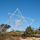 The SunStar Sculpture on Signal Hill, Cape Town by SeeOneSoul
