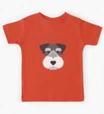 Miniature Schnauzer Kids Clothes