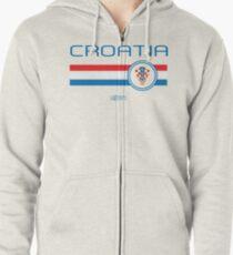 Fußball - Kroatien (Home Red) Kapuzenjacke