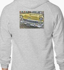 1956 Chevrolet  Zipped Hoodie