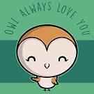 Owl always love you by perdita00