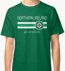 Euro 2016 Football - Northern Ireland (Home Green) Classic T-Shirt