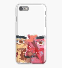 Aggressive Toning. iPhone Case/Skin
