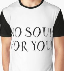 Jerry Senfeld Quotes Graphic T-Shirt