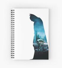 City man  Spiral Notebook