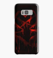Heartless Insignia Samsung Galaxy Case/Skin