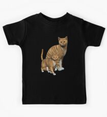 Ginger Tabbies  Kids Clothes